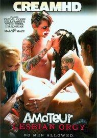 Amateur Lesbian Orgy Porn Movie