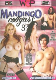 Mandingo Cougars 3 Porn Video Image from West Coast Productions.