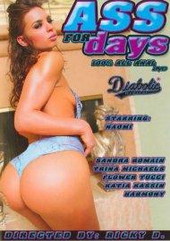 Ass for Days Porn Video