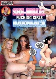 She-Males Fucking Girls Bareback Porn Movie