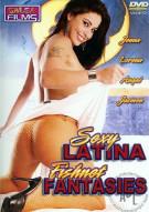 Sexy Latina Fishnet Fantasies Porn Video