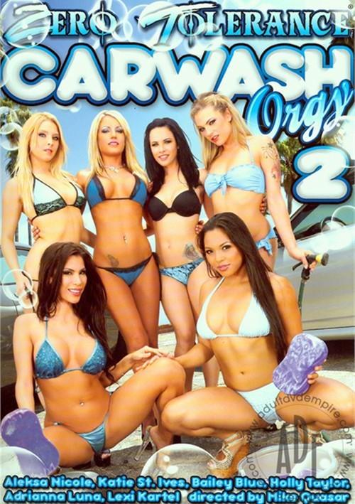 Carwash Orgy 2