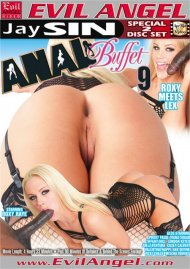 Anal Buffet 9 Porn Movie