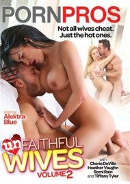 Unfaithful Wives Vol. 2  Porn Video Image from Porn Pros.
