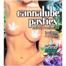 Cannalube Pasties - White Widow Sex Toy