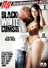 Black And White And Cums All Over Porn Movie
