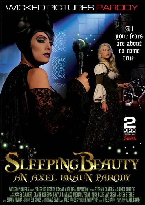 Sleeping Beauty: An Axel Braun Parody Porn Movie