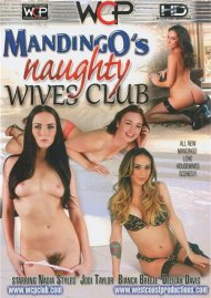 Mandingo's Naughty Wives Club DVD Image from West Coast Productions.