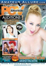 POV Amateur Auditions Vol. 15: Halloween Edition Porn Movie