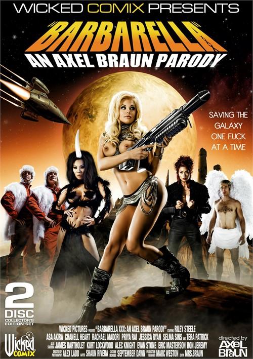 Barbarella XXX Porn Movie