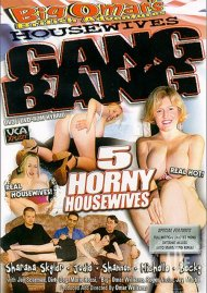 Big Omars Housewives Gang Bang Porn Movie