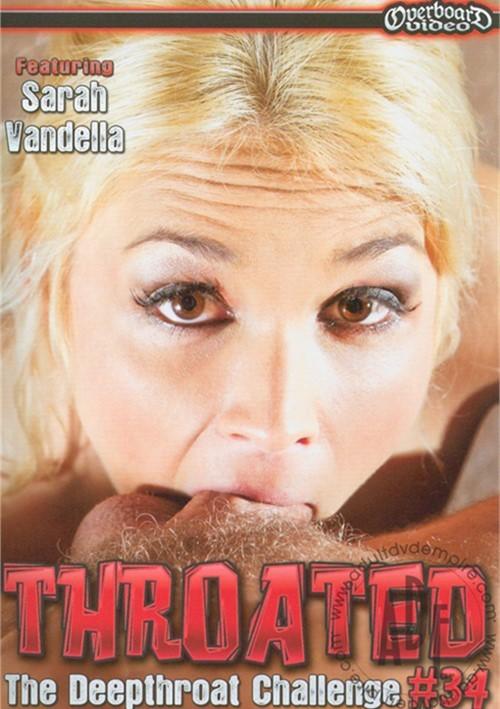 Throated #34