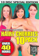 Hairy Cherries 10-Pack Porn Movie