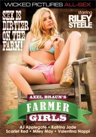 Axel Braun's Farmer Girls DVD Image from Wicked Pictures.