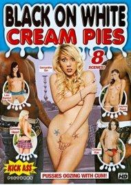 Black on White Cream Pies Porn Video