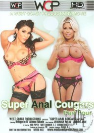 Super Anal Cougars Part Four Porn Video