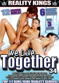 We Live Together Vol. 34 DVD Image from Reality Kings.