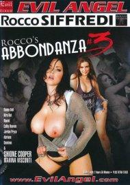 Rocco's Abbondanza #3: Big Boob Bonanza Porn Video