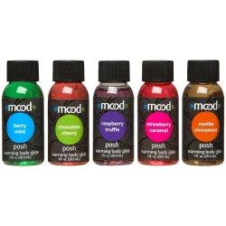 Mood Posh Warming Body Glides - 5 Pack - 1 oz. each image