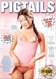 Kick Ass Chicks 35: Pigtails Porn Video