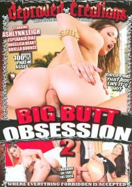 Big Butt Obsession 2 Porn Movie