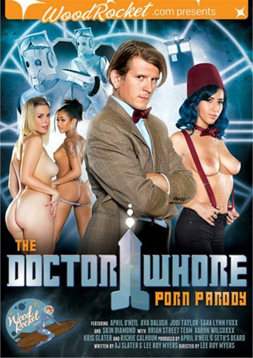 Доктор Кто, XXX Пародия / The Doctor Whore Porn Parody (2014) DVDRip