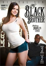 My Black Brother DVD Image from Digital Sin.