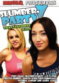 Slumber Party Vol. 7: Vickis Favorite Sluts Porn Video