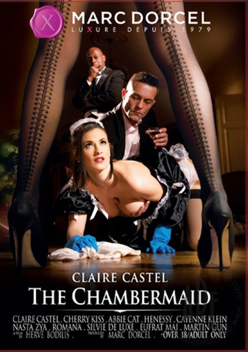 Claire Castel: The Chambermaid