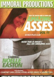 Amazing Asses Vol. 11 Porn Movie