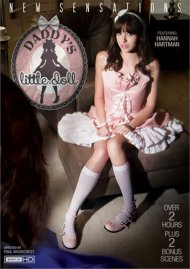 Daddy's Little Doll DVD Image from New Sensations.
