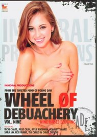 Wheel Of Debauchery Vol. 9 Porn Video