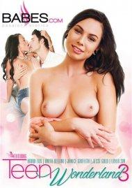 Teen Wonderland 3 DVD Image from Babes.