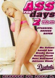 Ass for Days 2 Porn Video