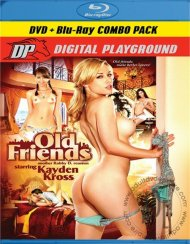 Old Friends (DVD + Blu-ray Combo) Blu-ray