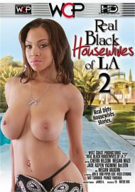 Real Black Housewives Of LA 2 Porn Movie