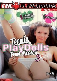 Stream Evil Playgrounds - Teenie Play Dolls From Moscow 3 HD Porn Video from Sunset Media!