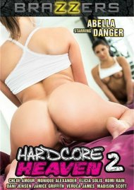 Hardcore Heaven 2 DVD Image from Brazzers.