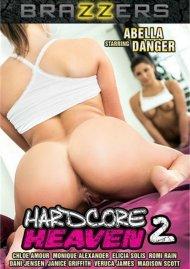 Hardcore Heaven 2 DVD Image from Brazzers.