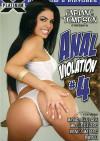 Anal Violation #4 Porn Movie