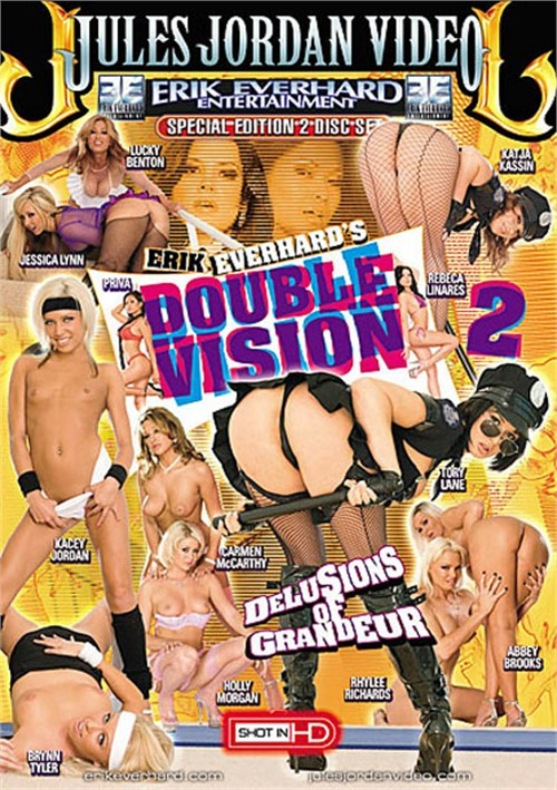 Double Vision 2 DVD Porn Movie Image