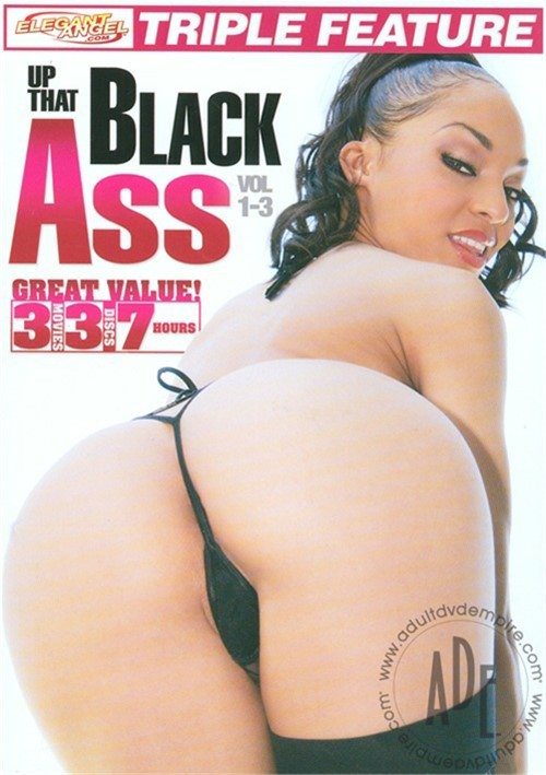 Up That Black Ass Vol. 1-3 image