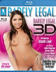 Barely Legal 3D Blu-ray Image from Hustler!