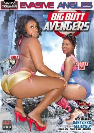 Stream Big Butt Avengers Porn Video from Evasive Angles.