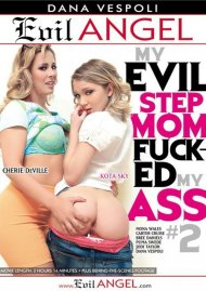 My Evil Stepmom Fucked My Ass #2 DVD Image from Evil Angel.