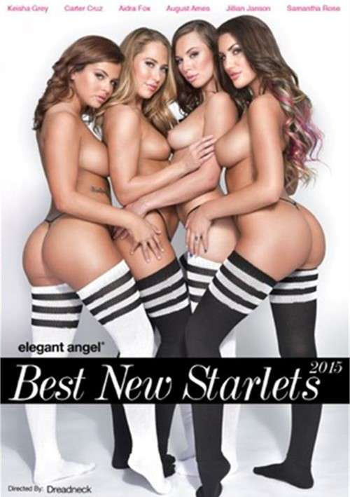 new porn starlet