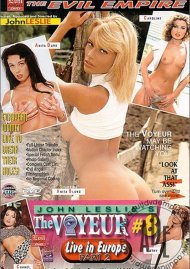 Voyeur #8, The: Live In Europe Part 2 Porn Movie
