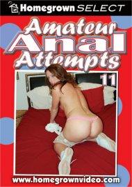 Amateur Anal Attempts 11 Porn Movie