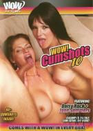 Wow! Cumshots 10 Porn Movie