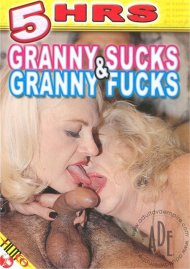 Granny Sucks & Granny Fucks Porn Video